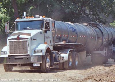 006_3Semi Truck - Bulk Water Hauling